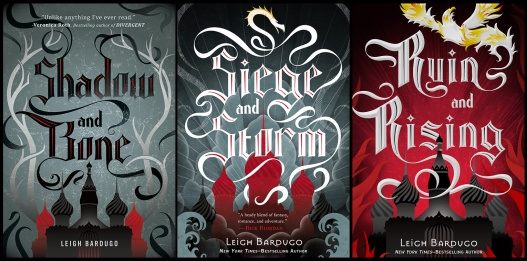 grisha-trilogy-covers